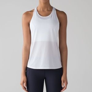 2 in 1 Pushing Limits Tank with Sports Bra